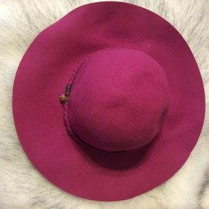 New wool hat